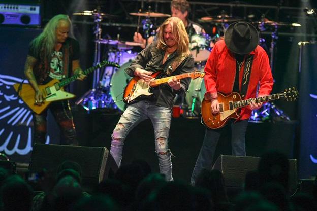 Lynyrd Skynrd Winnipeg Concert
